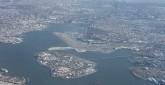 La prison de Rikers Island, près de l'aéroport de La Guardia, où DSK est détenu - (CC) joseph a