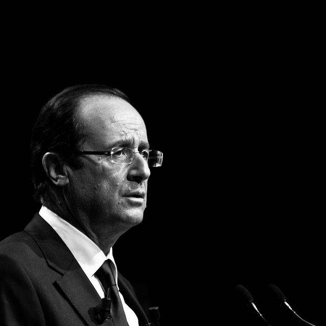 François Hollande - (CC) Philippe Moreau Chevrolet
