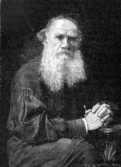 Léon Tolstoï - (CC) Gabor