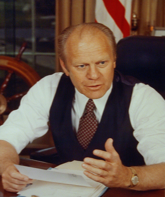Gerald Ford - (CC) cliff1066
