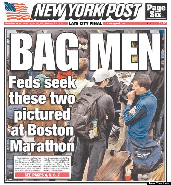 La honte journalistique avec l'apparence de la crédibilité - (CC) The New York Post