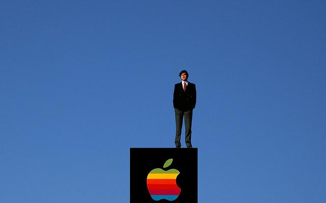 Steve Jobs - (CC) Anthony Sigalas