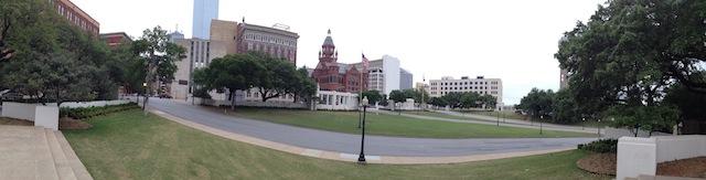Dallas, une magnifique ville malheureusement surtout connue pour l'assassinat de John F. Kennedy ici même sur Elm Street - (CC) Christophe Lachnitt