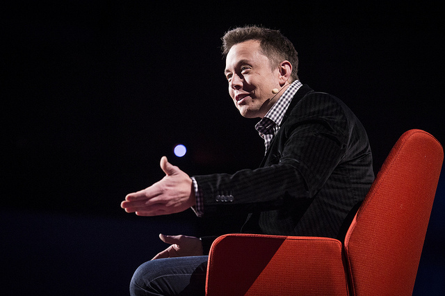 Elon Musk - (CC) TED Conference