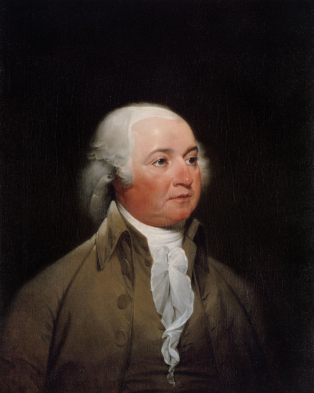 John Adams - (CC) The White House