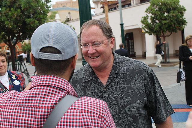 John Lasseter - (CC) Loren Javier