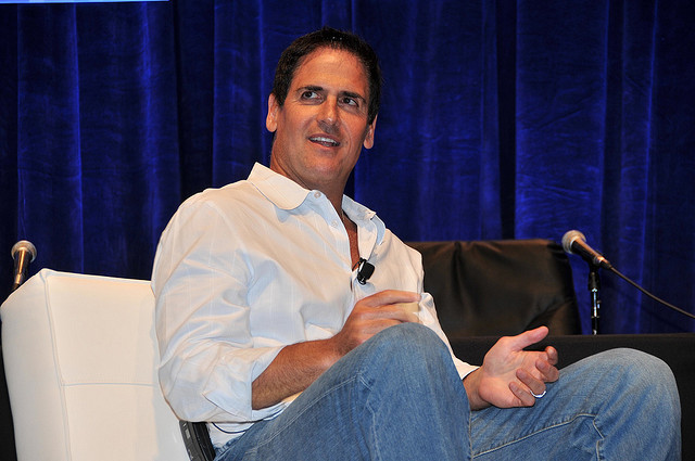 Mark Cuban - (CC) JD Lasica