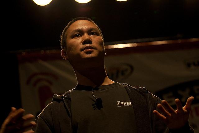 Tony Hsieh - (CC) Randy Stewart