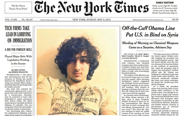 (CC) The New York Times