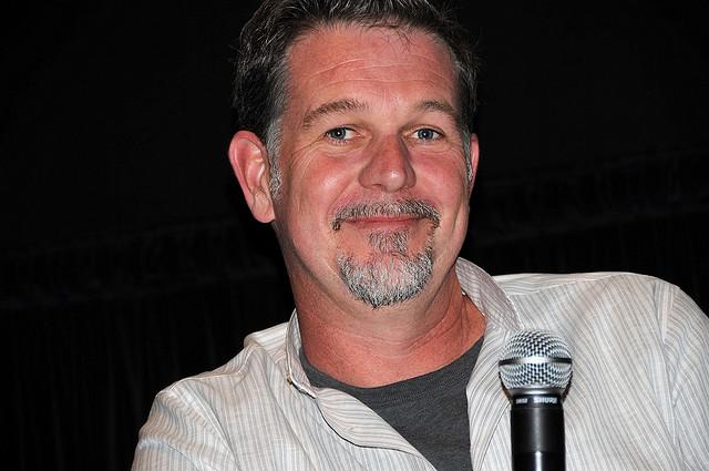 Reed Hastings - (CC) JD Lasica