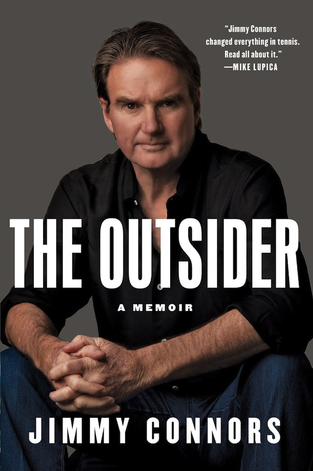 The Oustider by Jimmy Connors