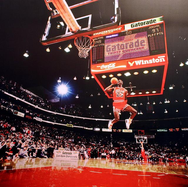 Michael Jordan - (CC) cliff1066™