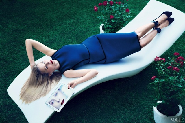 Marissa Mayer - (CC) Vogue