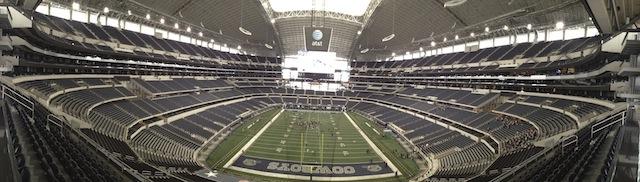 Le stade des Dallas Cowboys - (CC) Christophe Lachnitt