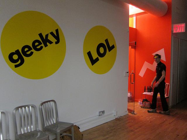 Les bureaux de BuzzFeed à New York - (CC) Scott Beale
