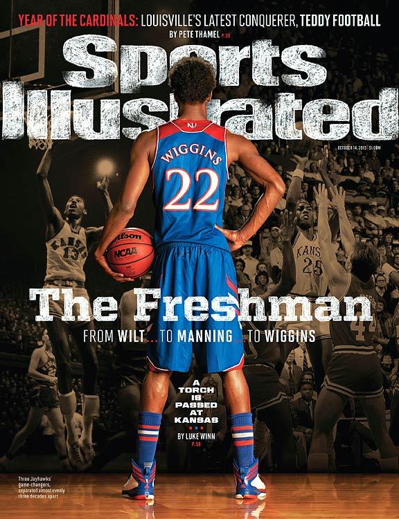 La couverture du numéro de Sports Illustrated de cette semaine - (CC) Sports Illustrated