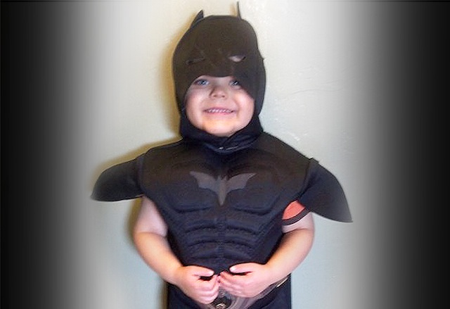 """Batkid"" Miles - (CC) Make A Wish"