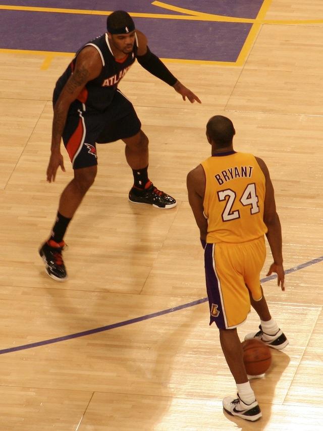 Les stars du sport telles que Kobe Bryant représentent une puissance économique considérable - (CC) Christophe Lachnitt