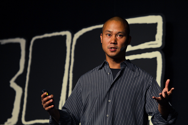 Tony Hsieh - (CC) Silicon Prairie News