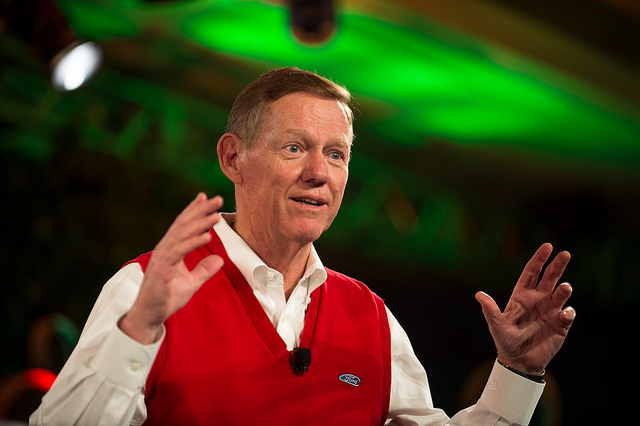 Alan Mulally - (CC) Fortune Live Media