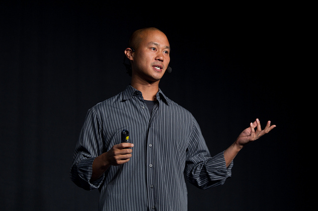 Tony Hsieh - (CC) Silicon Prairie News