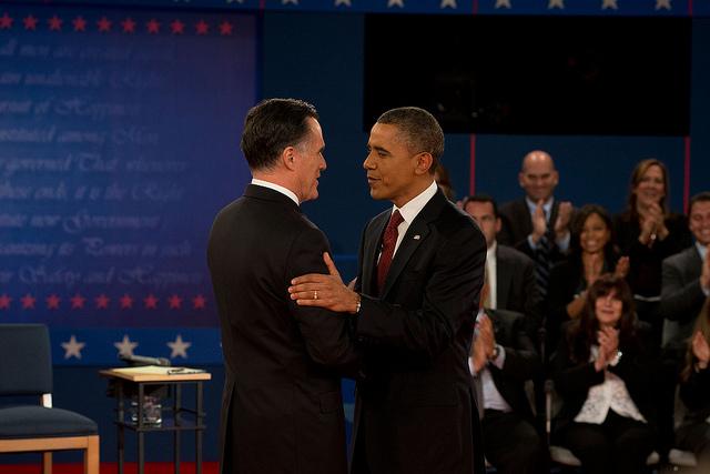 Mitt Romney et Barack Obama, piégés à quatre ans d'intervalle par le journalisme citoyen - (CC) Barack Obama