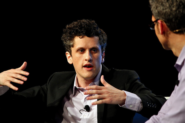Aaron Levie - (CC) The DEMO Conference