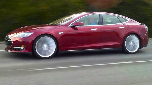 Le Model S de Tesla - (CC) Steve Jurvetson