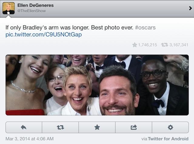 (CC) Ellen DeGeneres, Twitter