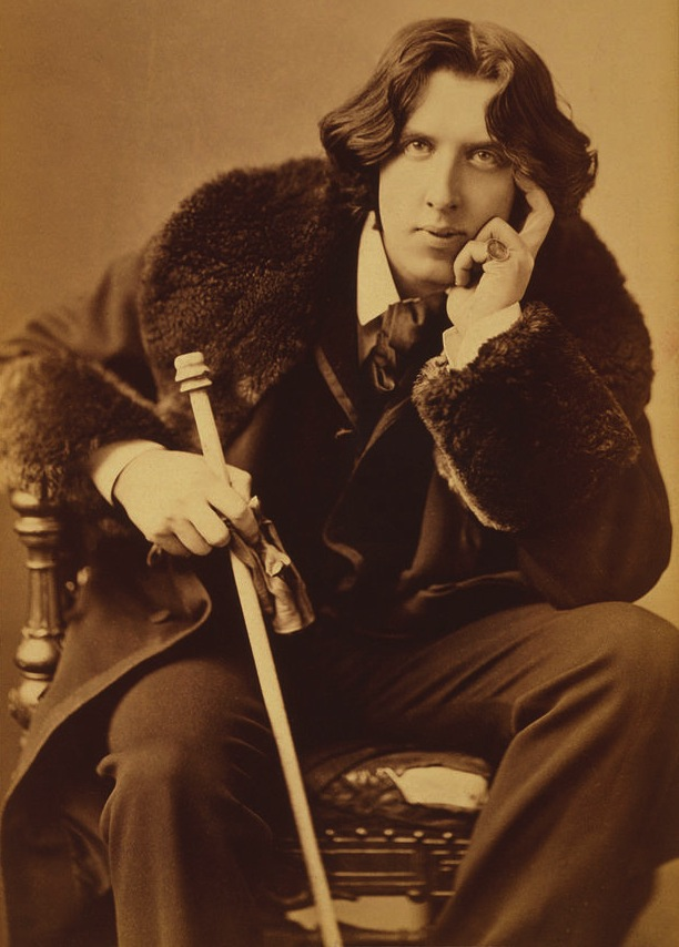 Oscar Wilde - (CC) Library of Congress