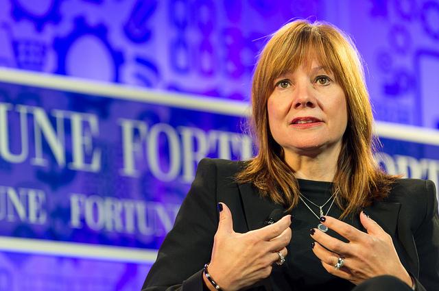 Mary T. Barra - (CC) Fortune Live Media