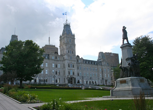 Quebec City - (CC) Christophe Lachnitt