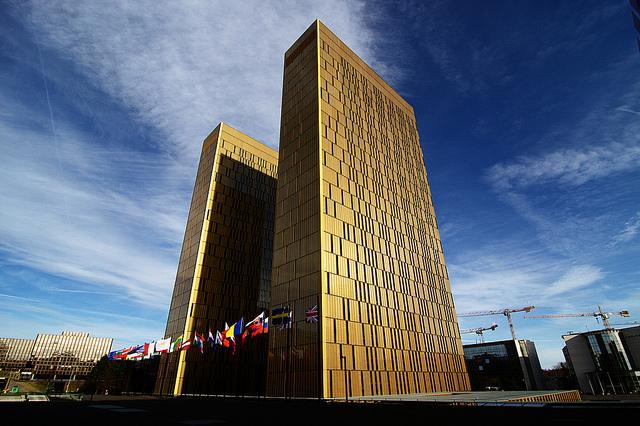 La Cour européenne de justice à Luxembourg - (CC) Gwenael Piaser