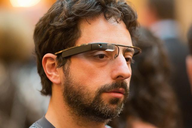 Sergey Brin - (CC) Thomas Hawk