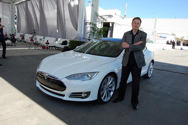 Elon Musk - (CC) Maurizio Pesce