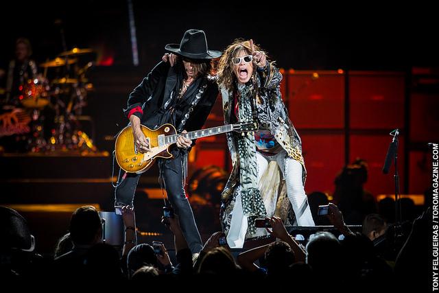 Aerosmith - (CC) Tony Felgueiras