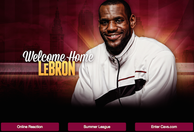 (CC) Cleveland Cavaliers