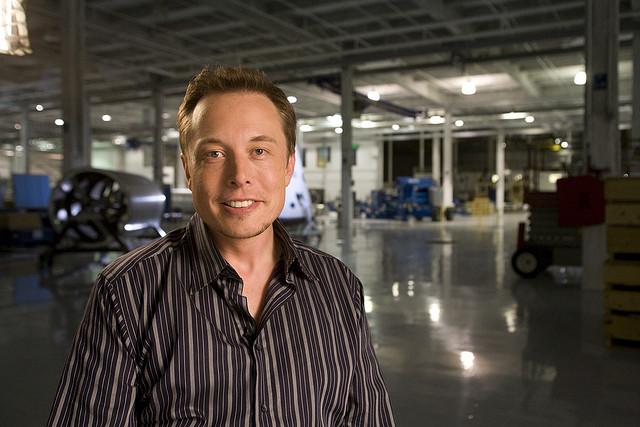 Elon Musk - (CC) OnInnovation