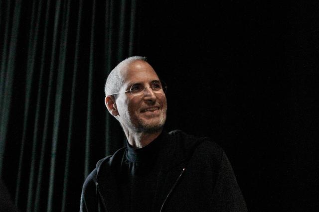 Steve Jobs - (CC) Wired Photostream
