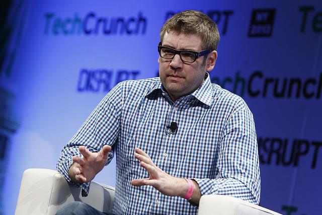 Chris Dixon, associé du fonds Andreessen Horowitz et nouveau membre du Conseil d'Administration de BuzzFeed - (CC) TechCrunch