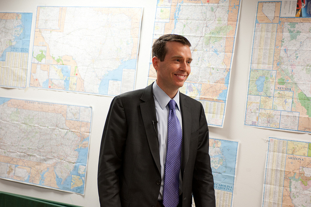 David Plouffe - (CC) Barack Obama