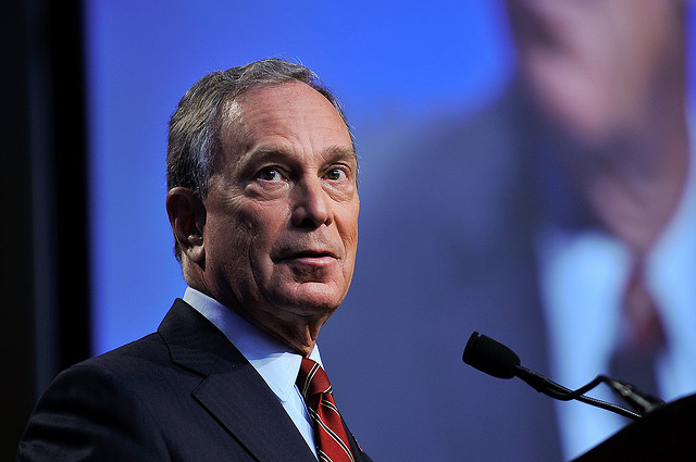 Michael Bloomberg - (CC) Be the Change, Inc.