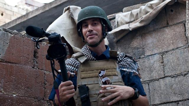 RIP James Foley
