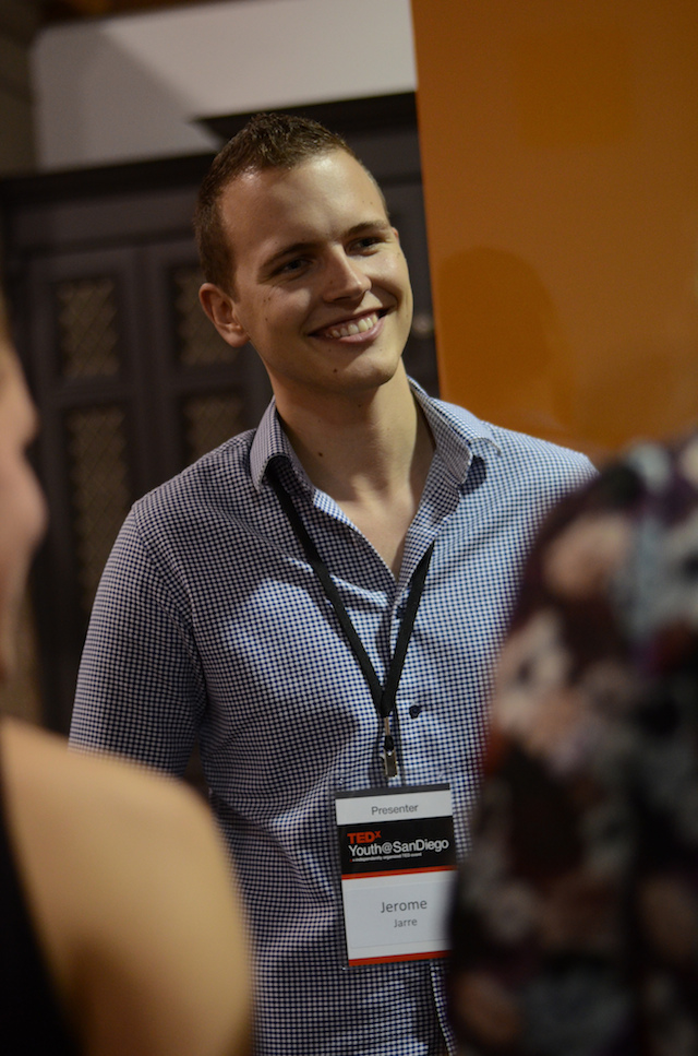 Jérôme Jarre - (CC) TEDxYouth@SanDiego