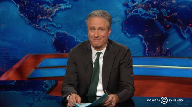 Jon Stewart - (CC) The Daily Show