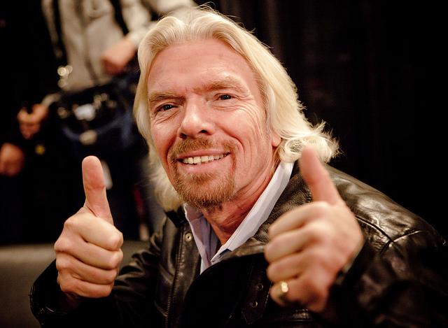 Richard Branson - (CC) kris krüg