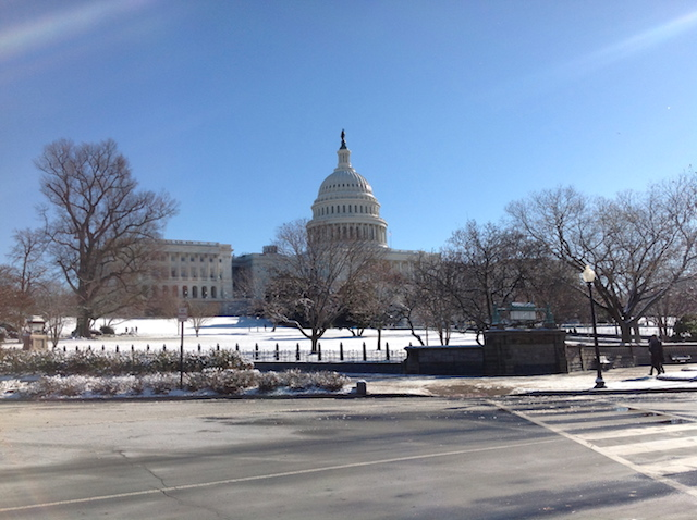Le Congrès des Etats-Unis à Washington DC - (CC) Christophe Lachnitt