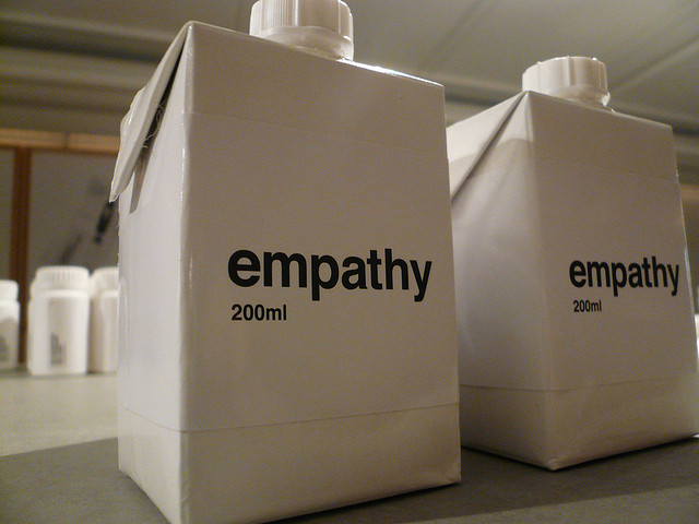 Got empathy? - (CC) James Box
