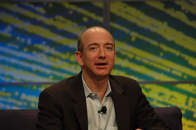 Jeff Bezos - (CC) Dan Farber