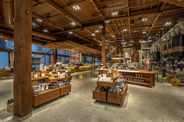Starbucks Reserve Roastery and Tasting Room à Seattle - (CC) Starbucks